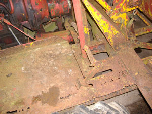 Dumper Footplates