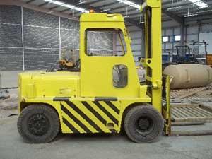 Shelvoke e Drewry truck muletti Shelvoke&drewry